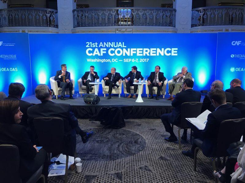 Imagen de Conferencia CAF