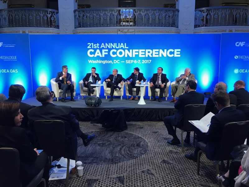 CAF Conference image